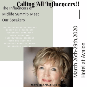 The Influencers of Midlife Summit