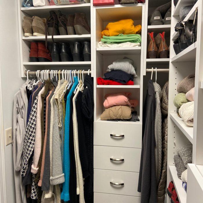 Downsizing Reality; Stuff Fills Up Storage Available
